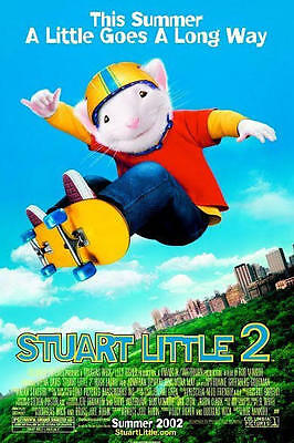 35mm STUART LITTLE 2 TRAILER/FILM/MOVIE/FLAT/TEASER/BANDE. DISNEY