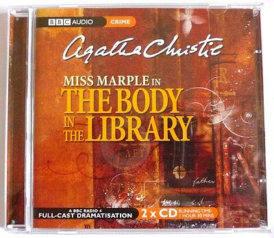 Agatha Christie The Body In The Library Audio Cd