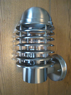Outdoor/Garden Wall Light - Endon YG-6001-SS Stainless Steel - unused