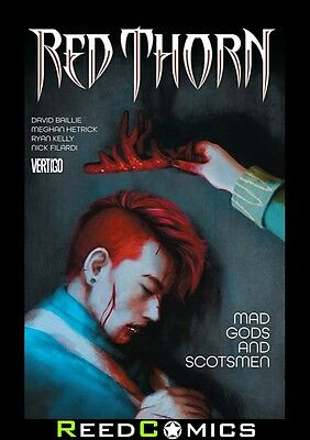 RED THORN VOLUME 2 MAD GODS AND SCOTSMEN GRAPHIC NOVEL New Paperback