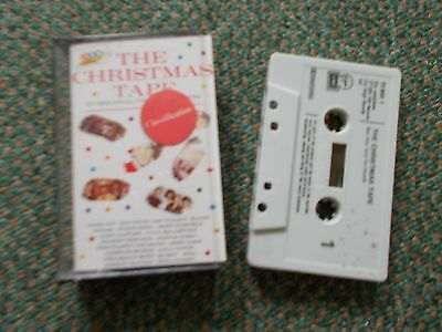 Now That's What I Call Music - The Christmas Album   Cassette Tape