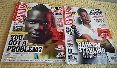 Forever Sports Magazines x2