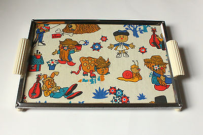 Vintage Magic Roundabout Tray for Repair? Zimco Dougal Dylan