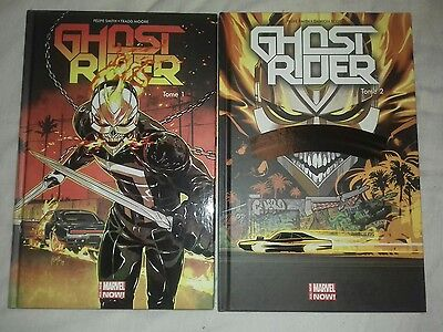 marvel 100 % ghost rider tome 1 et 2