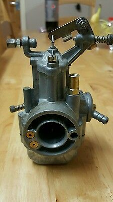 Lambretta Jettex carburetor, GP, LI, TV, SX .