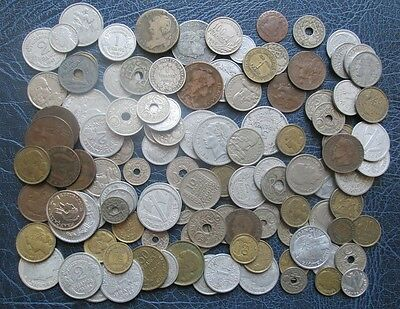 Lot of Old France - French Coins