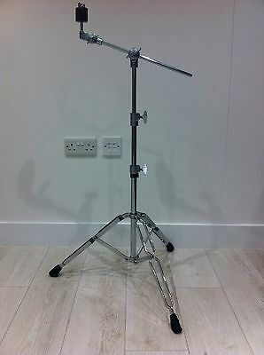 Yamaha Double Braced Boom Stand In Excellent Condition (HEAVY DUTY)