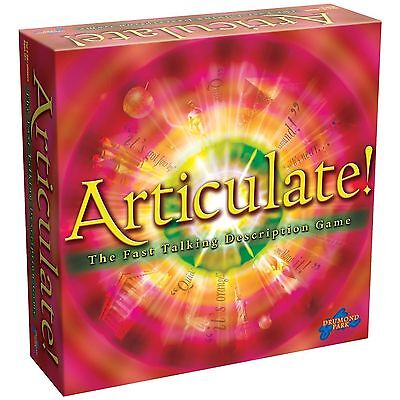 Articulate The Fast Talking Description Board Game BRAND NEW & SEALED