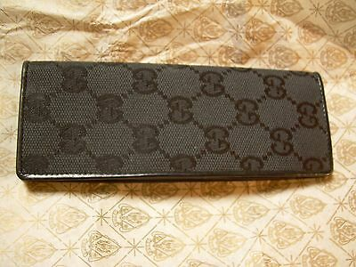 Gucci Pen Holder Case Black Authentic