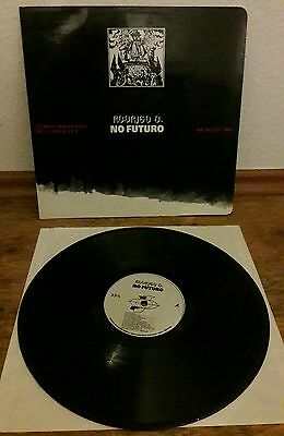 V.A. - Rodrigo D. No Futuro LP Original Press 1990 Parabellum Sarcofago