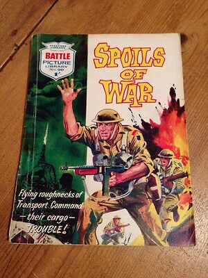 Battle Picture Library No 90 Spoils Of War