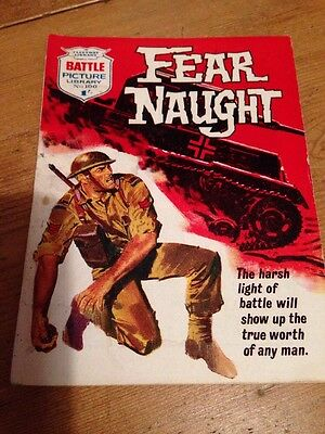 Battle Picture Library No100 Fear Naught