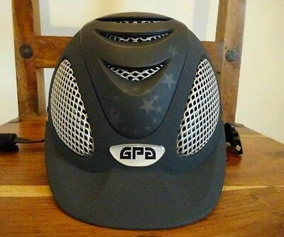 GPA speed air limited edition riding hat