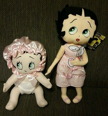 Betty Boop Easter Soft- Plush &  Classic  Baby Betty  Boop