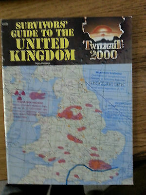 twilight 2000 guide to the united kingdom vgc