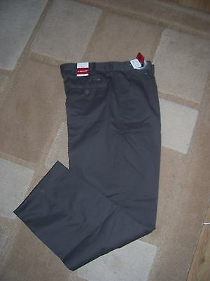 "Dunlop golf charcoal mens brand new trousers size 34""/29"""