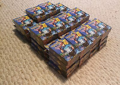 FAKE Pokemon Booster Boxes. 1440 cards!