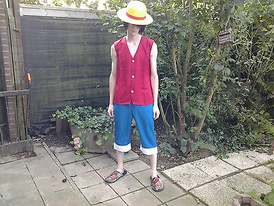 cosplay costume déguisement  LUFFY