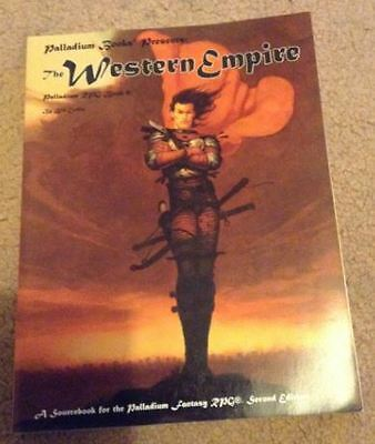 The Western Empire Palladium Fantasy roleplaying game supplement