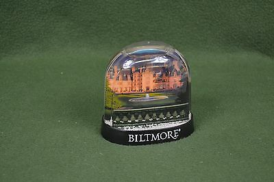 New Biltmore House and Estate - Snow Globe Souvenir from Asheville, NC