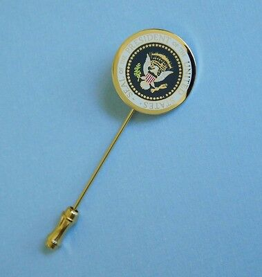 Authentic White House Presidential Seal Gerald Ford VIP gift Stick Pin Mint