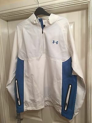 Bnwot Mens Under Armour Golf Armour Storm Waterproof Jacket - Xl
