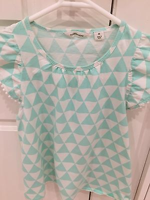 Country Road Kids Top  Size 6