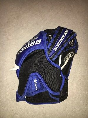 Bauer GM 3000CS Left Glove, Royal Blue And Black, Used