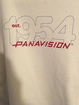 Panavision Film Crew T Shirt 1954 Youth Medium Very Rare