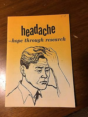 Lot Of 4 Health Related National Research Bureau Pamphlets