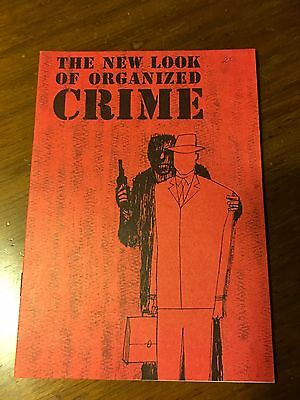 Organized Crime National Research Bureau Pamphlet