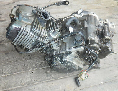 1991 YAMAHA AG 200 MOTOR/ENGINE BASH PLATE Trail/Dirt bike RM KX 250 500