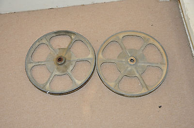 "Delta Rockwell 14"" Band Saw Wheels"