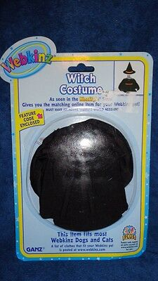 Webkinz Clothes Witch Costume