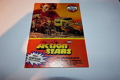 Plasty Airfix Action Stars Katalog Deutsch 24 Seiten