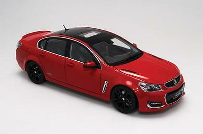 1:18 Scale Biante Redline Vf Ss Commodore Red & Black New In Box Limited Ed