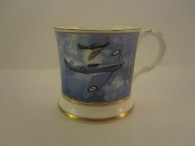 THE SPITFIRE TANKARD by COALPORT  (1986)