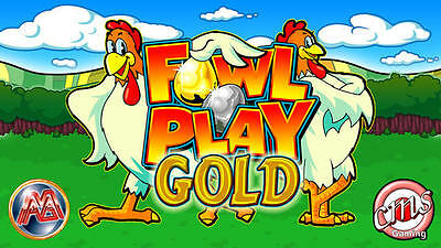 scheda slot fowl play gold