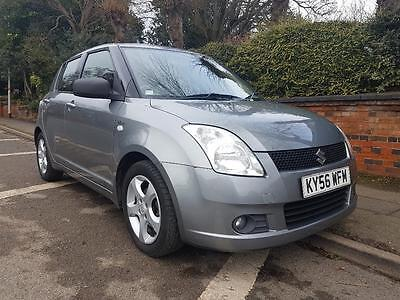 SUZUKI SWIFT DDIS, Grey, Manual, Diesel, 2006