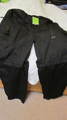 Bnwt Karrimor Mens Walking Trousers Zip To Shorts Size Xxl