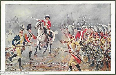 14th Regiment of Foot. West Yorkshire Regt. Battle of Famars 1793 by J. McNeil.