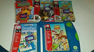 LeapPad and Leap Reader Pen with Interaction Books