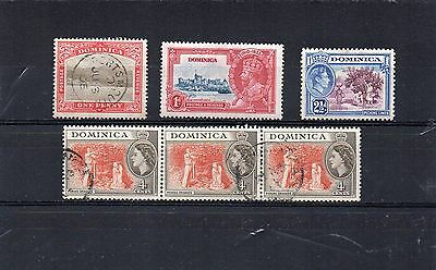 Dominica stamps clearance 99p SALE