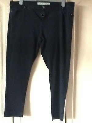 Womens Primark black jeans size 20
