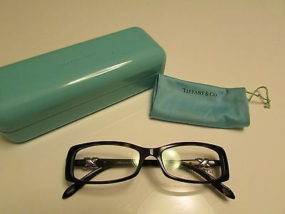 New Authentic Tiffany & Co Glasses TF 2016 8015  Brown Eyeglasses