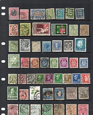 Europe region stamps used CLEARANCE