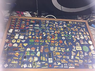 Tableau Pin's Collection