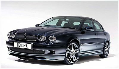 "Jaguar Workshop Manual  X-Type 2001-2009 ""Download"""