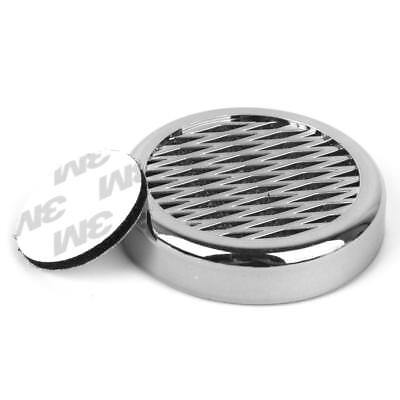 Rond Humidificateur de Tabac Cigarette Cigare Taille 58 x 12 mm -Angent