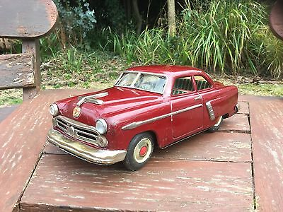 Marusan tinplate friction powered Ford custom line no 2203